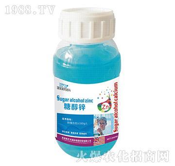 糖醇锌-美巴夫