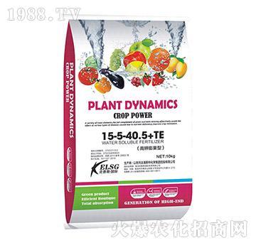 高钾膨果型水溶肥15-5-40.5+TE-美巴夫