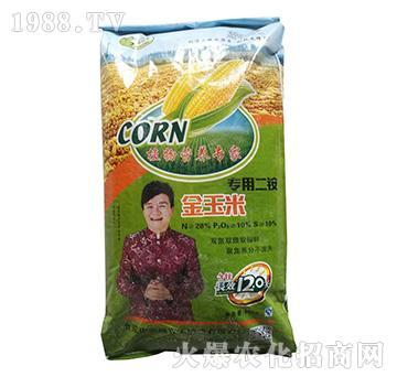 金玉米专用二铵-植物营养专家-保立丰