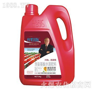 番茄�S煤�氨基酸水溶肥
