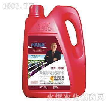 茄子�S煤�氨基酸水溶肥-利果���H