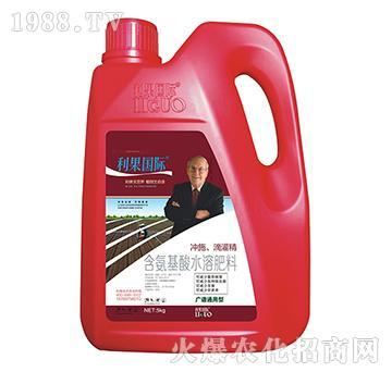 广谱通用型含氨基酸水溶肥-利果国际