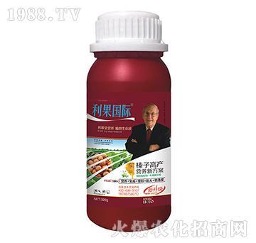 榛子高产营养套餐(瓶)-利果国际