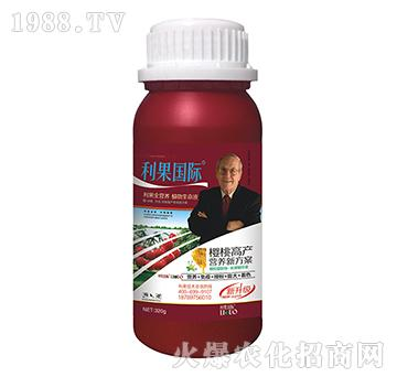 樱桃高产营养套餐(瓶)-利果国际
