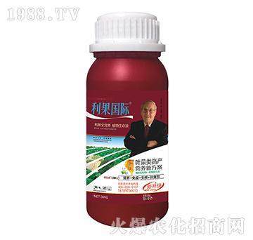 叶菜类高产营养套餐(瓶)-利果国际