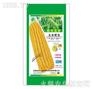 脲铵氮肥-玉米肥宝-肥沃特