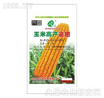 玉米高产追肥24-8-4-8-肥沃特