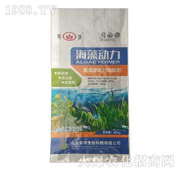 海藻酸动力功能肥-海藻动力-荣华生物