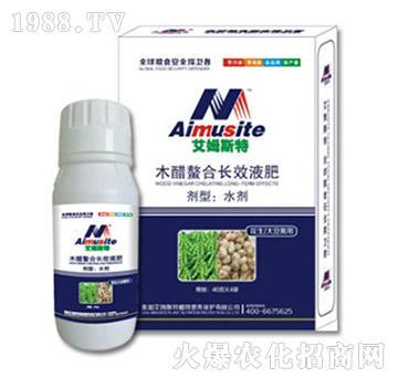 花生大豆需用木醋螯合长效液肥-艾姆斯特