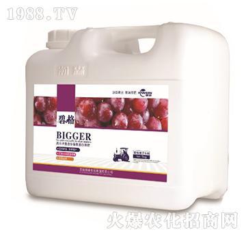 葡萄提子专用高分子复合肽有机蛋白液肥(桶装)-碧格-瀚森农业