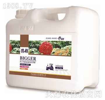 中药材专用高分子复合肽有机蛋白液肥(桶装)-碧格-瀚森农业