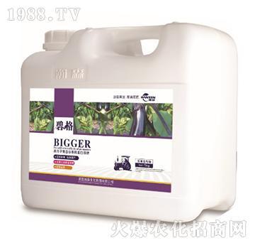 茄果类专用高分子复合肽有机蛋白液肥(桶装)-碧格-瀚森农业