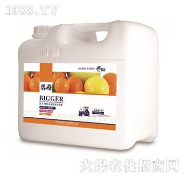 柑柚橙专用高分子复合肽有机蛋白液肥(桶装)-碧格-瀚森农业
