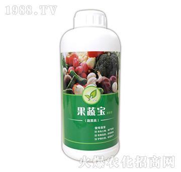 蔬菜类农用复合酵素-果蔬宝-多物