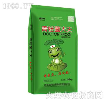 海藻蛋白肥-青蛙菌大夫-雷雨生物