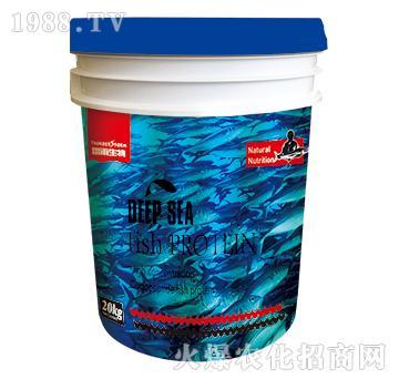 高浓缩寡肽鱼蛋白-雷雨生物