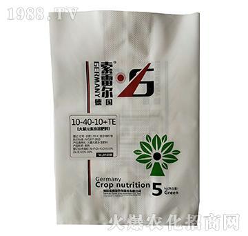 大量元素水溶肥料10-40-10-德国索雷尔