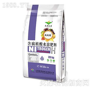 含腐植酸水溶肥料10-