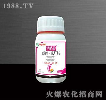 42%戊唑・咪鲜胺(100g)-坍格拉-萨尔奇