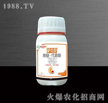 60%唑醚・代森联(100g)-萨克泰-萨尔奇