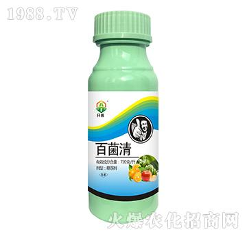 720克每升百菌清-杀菌剂-开普