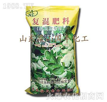 抗虫棉专用复混肥料-梁山国丰
