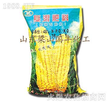 玉米专用复混肥料-梁山国丰