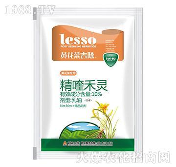 10%精喹禾灵-黄花菜
