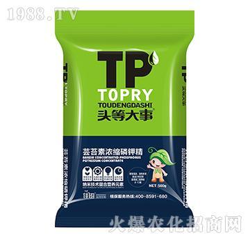 芸苔素浓缩磷钾精(500g)-头等大事-佳田生物