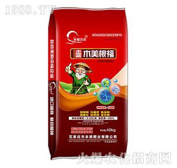 微生物菌剂-木美根福-丰硕沃农-丰硕肥业