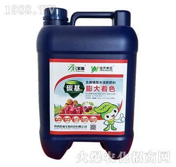 膨大着色-碳基含腐植酸水溶肥料-紫瑞生物