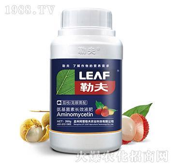 荔枝龙眼需配氨基菌素长效液肥(瓶)-勒夫