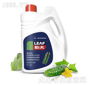 黄瓜需配氨基菌素长效液肥(壶)-勒夫