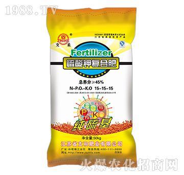 硫酸钾复合肥15-15-15-支和肥业