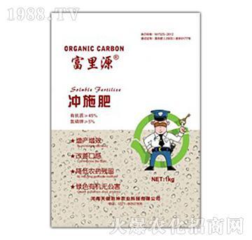 有机碳能冲施肥-富里源-天健地坤