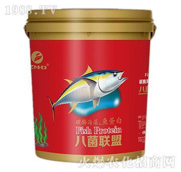 碳酶海藻・鱼蛋白(红桶)-八菌联盟-中农恒大