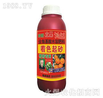 柑桔专用含氨基酸水溶肥-叶旺・立果-海俐丹