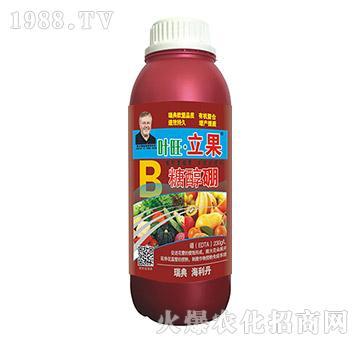 糖醇硼-叶旺・立果-海俐丹