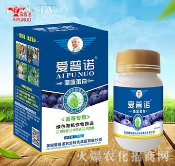 藻蓝蛋白蓝莓专用-爱普诺