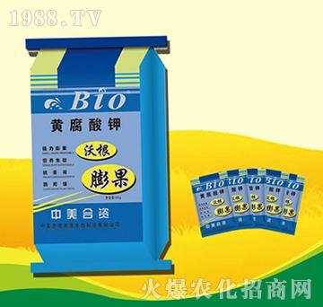 黄腐酸钾-农康