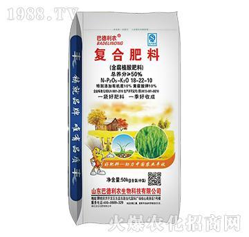 复合肥料18-22-10-巴德利农