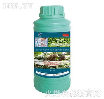 猕猴桃专用-甘氨酸海藻霉素-贝尔
