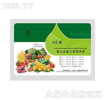 8元素-螯合微量元素营养肥-贝尔