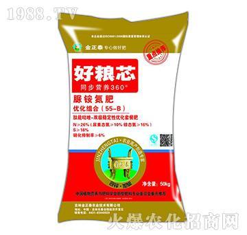 脲铵氮肥-好粮芯-德泽宏业