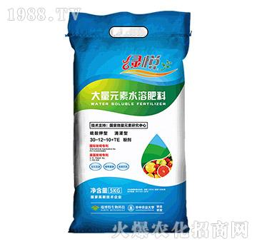 大量元素水溶肥30-12-10+TE-瑞博特