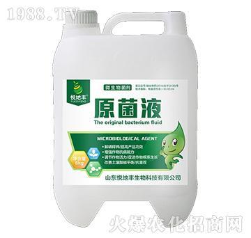 微生物菌剂-原菌液-悦地丰