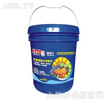 含腐植酸水溶肥-施惠丰-喜德旺