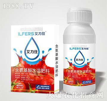 番茄專用含氨基酸水溶肥料(瓶)-艾力仕