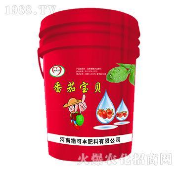 含腐植酸水溶肥料-番茄宝贝-撒可丰