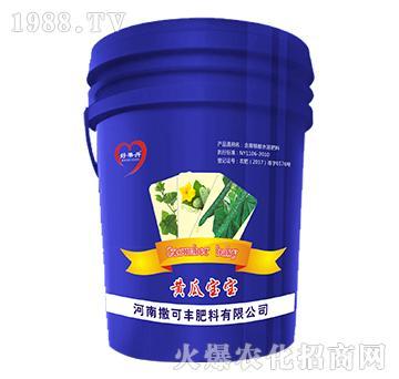 含腐植酸水溶肥料-黄瓜宝宝-撒可丰